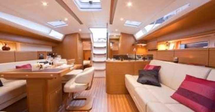 Rent a sailboat in Marina Gouvia - Jeanneau 53
