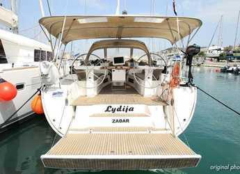 Rent a sailboat in SCT Marina Trogir - Bavaria Cruiser 45 - 4 cab.