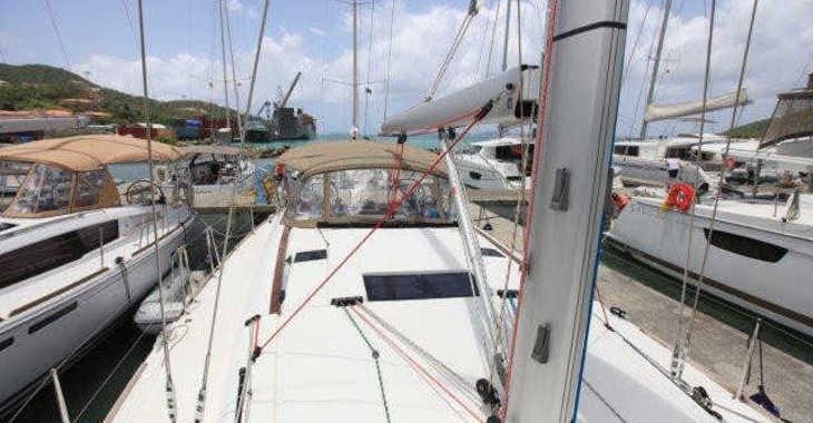 Rent a sailboat in Port Purcell, Joma Marina - Sun Odyssey 509