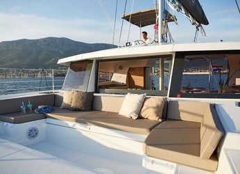 Rent a catamaran in Marina Kastela - Bali 4.0 - 4 cab.