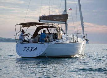 Louer voilier à Marina Kastela - Elan Impression 35