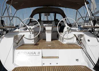 Rent a sailboat in Marina Kastela - Elan Impression 45