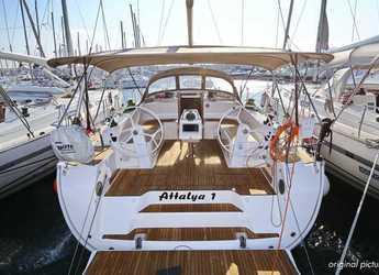 Rent a sailboat in Marina Kornati - Bavaria Cruiser 46 - 4 cab.