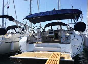 Rent a sailboat in Marine Pirovac - Bavaria Cruiser 46 - 4 cab.