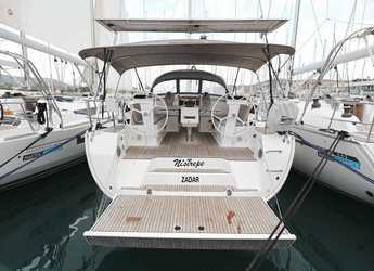 Rent a sailboat in SCT Marina Trogir - Bavaria Cruiser 46 Style