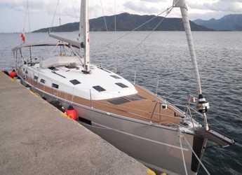 Rent a sailboat in Port Gocëk Marina - Bavaria Cruiser 50 - 4 cab.