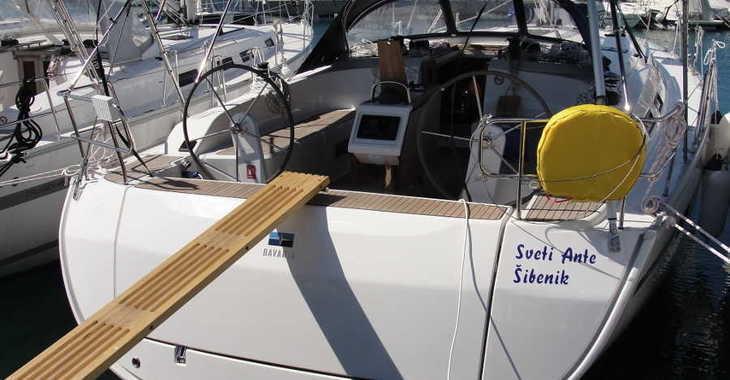 Rent a sailboat in Marine Pirovac - Bavaria Cruiser 51