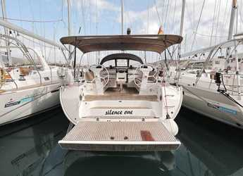 Rent a sailboat in SCT Marina Trogir - Bavaria Cruiser 51