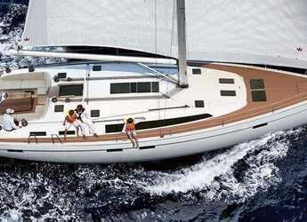 Rent a sailboat in Punat - Bavaria Cruiser 51 Style - 5 cab.