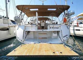 Rent a sailboat in SCT Marina Trogir - Bavaria Cruiser 56 - 5 + 1 cab.