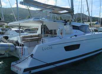 Alquilar catamarán Lucia 40 en Port Purcell, Joma Marina, Road town