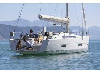 Rent a sailboat in Marina Kastela - Dufour 430 Grand Large