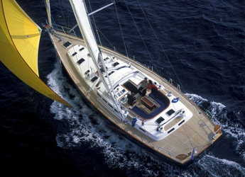 Louer voilier à Marina di Cannigione - Beneteau 57