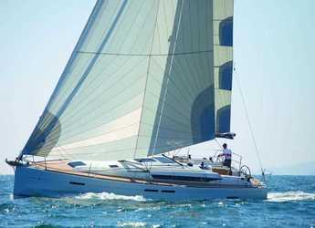 Rent a sailboat in Marina d'Arechi - Sun Odyssey 449