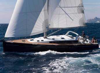 Rent a sailboat in ACI Jezera - Beneteau Sense 50 - 3 + 1 cab.