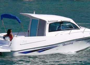 Rent a yacht in Marina Mandalina - Bluestar Holiday 720