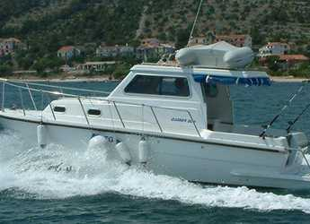Rent a motorboat in Marina Betina - Damor 800 - 1 cab.