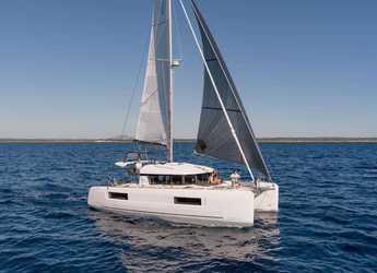 Louer catamaran à Marina d'Arechi - Lagoon 40