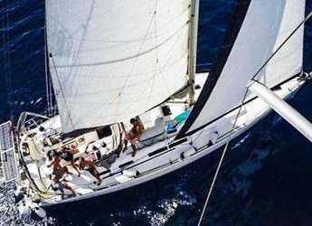 Rent a sailboat in Port Lavrion - Dufour 455 GL
