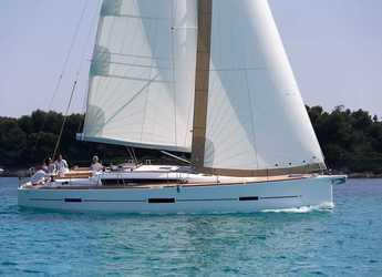 Louer voilier à Port Lavrion - Dufour 460 GL