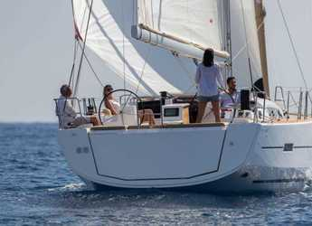 Rent a sailboat in SCT Marina Trogir - Dufour 460 GL