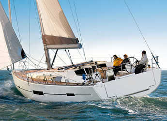 Rent a sailboat in Lefkas Nidri - Dufour 500 GL