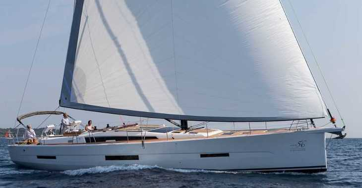 Rent a sailboat in Marina Kornati - Dufour 56 Exclusive - 5 + 1 cab.