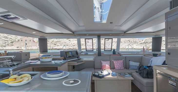 Rent a catamaran in Marina Kornati - Fountaine Pajot Astrea 42