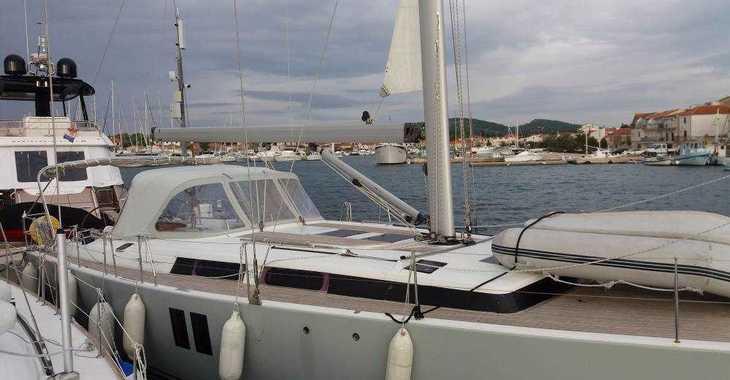 Rent a sailboat in ACI Jezera - Hanse 495 - 3 cab.