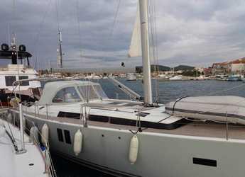 Alquilar velero en ACI Jezera - Hanse 495 - 3 cab.