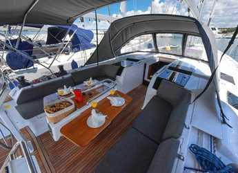 Rent a sailboat in Marina Kornati - Hanse 505 - 5 + 1 cab.