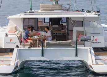 Louer catamaran à Port Lavrion - Helia 44 - 4 + 2 cab.