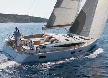Rent a sailboat in SCT Marina Trogir - Jeanneau 54 - 5 + 1 cab.