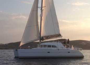 Alquilar catamarán en Port Lavrion - Lagoon 380 - 4 + 2 cab.
