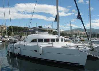 Chartern Sie katamaran in ACI Marina Split - Lagoon 380 - 4 + 2 cab.