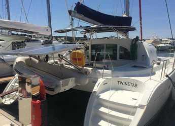 Rent a catamaran in Marina Mandalina - Lagoon 380 - 4 + 2 cab.