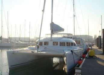 Rent a catamaran in Marina Mandalina - Lagoon 380 S2 - 4 + 2 cab.