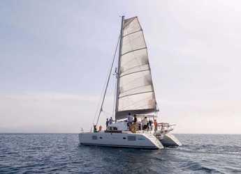 Louer catamaran à Port Lavrion - Lagoon 380 S2 - 4 + 2 cab.
