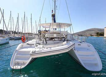 Rent a catamaran in Trogir (ACI marina) - Lagoon 380 S2 - 4 + 2 cab.