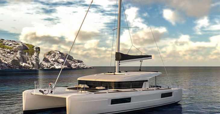 Rent a catamaran in Marine Pirovac - Lagoon 40 - 4 + 2 cab