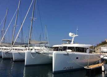 Rent a power catamaran  in Marina Mandalina - Lagoon 40 MotorYacht - 3 + 2 cab.