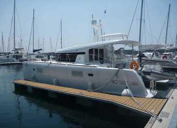 Chartern Sie motorkatamaran in Marina Mandalina - Lagoon 40 MotorYacht - 4 + 2 cab.