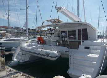 Rent a catamaran in Marina Mandalina - Lagoon 400 - 3 cab.