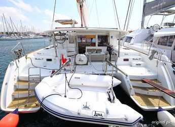 Rent a catamaran in Marine Pirovac - Lagoon 400 - 4 + 2 cab.