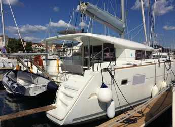 Rent a catamaran in Marina Mandalina - Lagoon 400 - 4 + 2 cab.