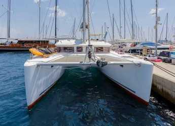 Rent a catamaran in Split (ACI Marina) - Lagoon 400 - 4 + 2 cab.