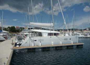 Rent a catamaran in Marina Mandalina - Lagoon 400 S2 - 3 cab.