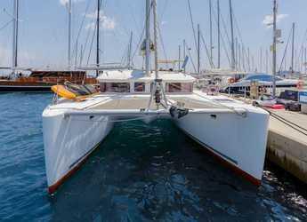 Rent a catamaran in Split (ACI Marina) - Lagoon 400 S2 - 4 + 2 cab.