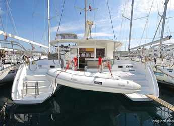 Rent a catamaran in SCT Marina Trogir - Lagoon 400 S2 - 4 + 2 cab.