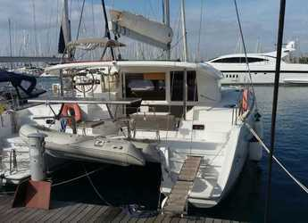 Rent a catamaran in Port Lavrion - Lagoon 400 S2 - 4 + 2 cab.